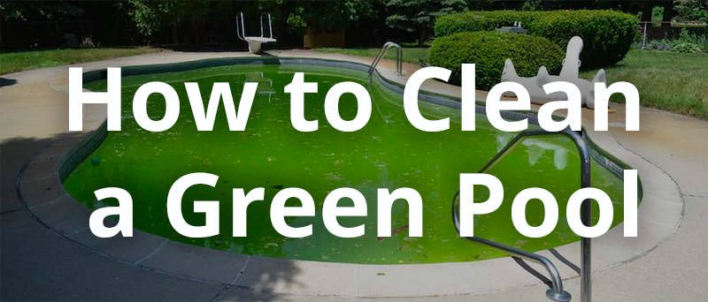 Clean Green Pool