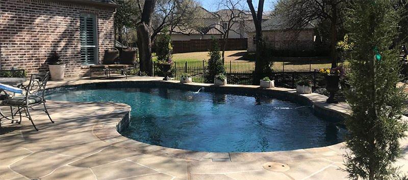 Pool after Resurfacing