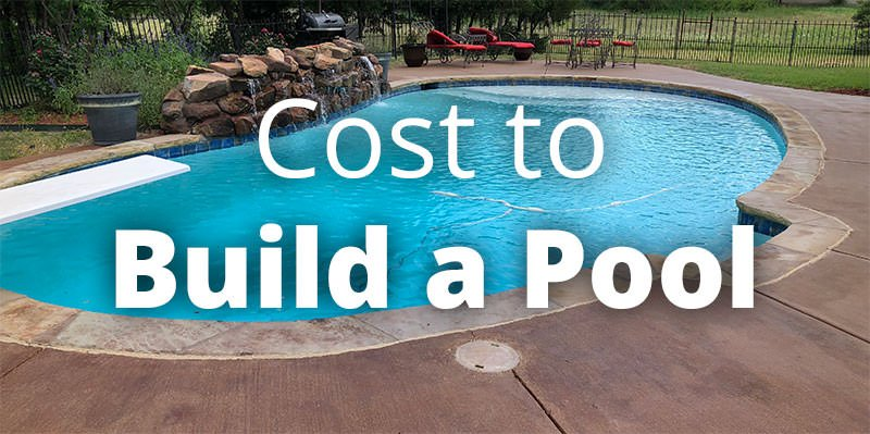 Cost To Building A Pool Everything You Need To Know Willsha Pools