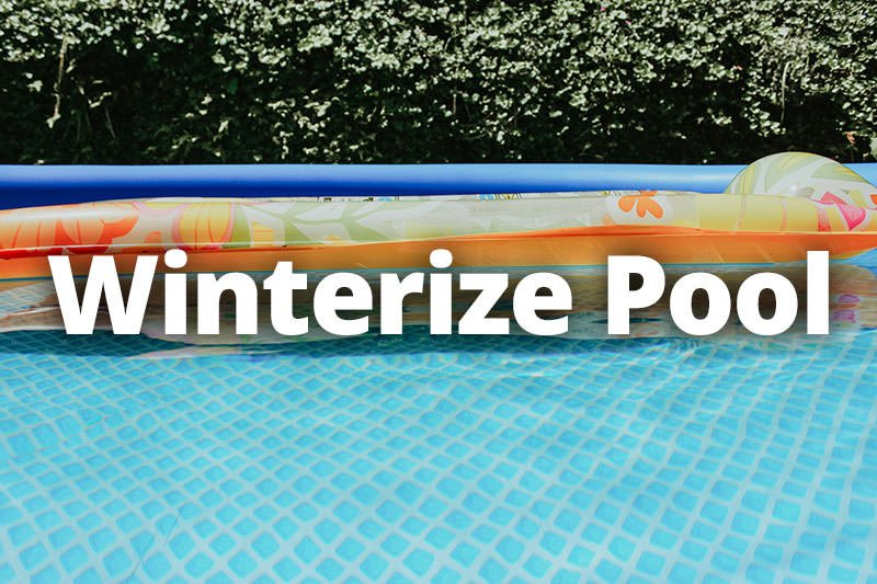 Winterizing Your Texas Pool Tasks To Consider Willsha Pools