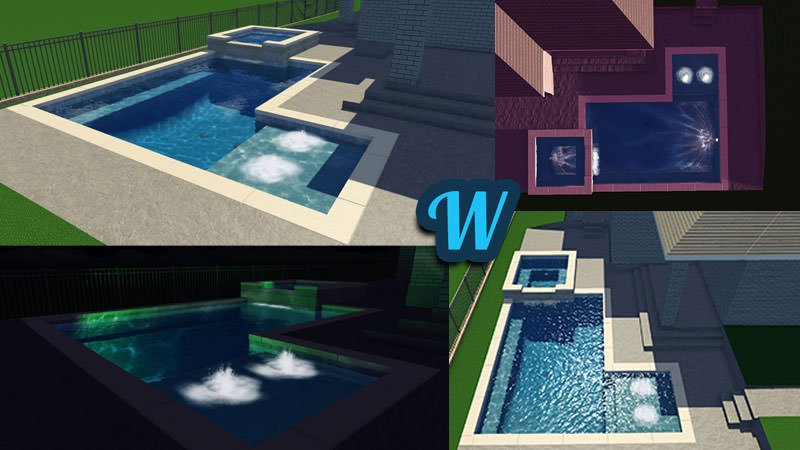 Pool Designs from Software
