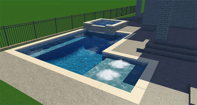 Pool Design for Walsh Ranch