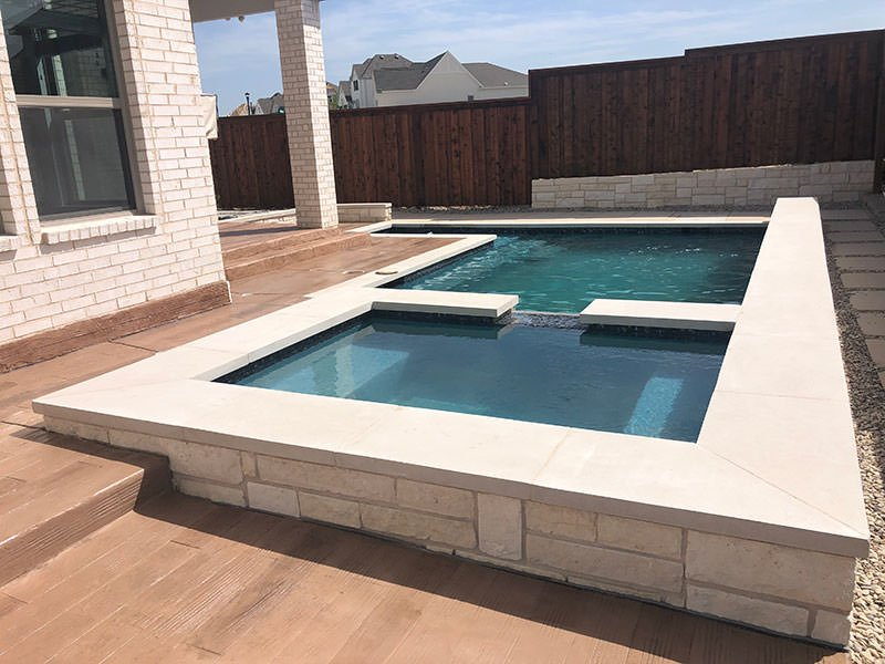 Spa and Pool Builder in Walsh Ranch