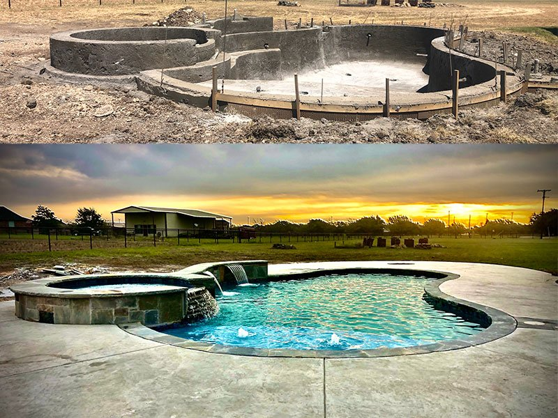 DFW Custom Pool Builder