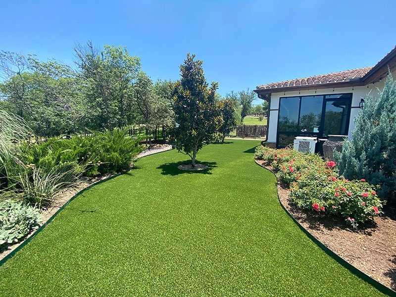 Synthetic grass installer in Dallas - Fort Worth